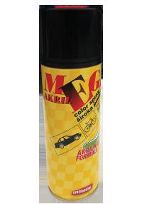 spray efekt